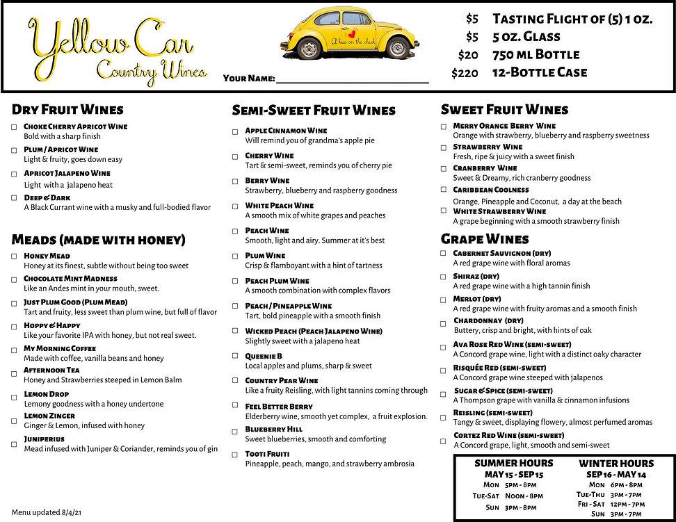 Yellow Car Wine Menu as of 8-4-21.jpg