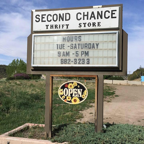 Second Chance Thrift Store -Renew