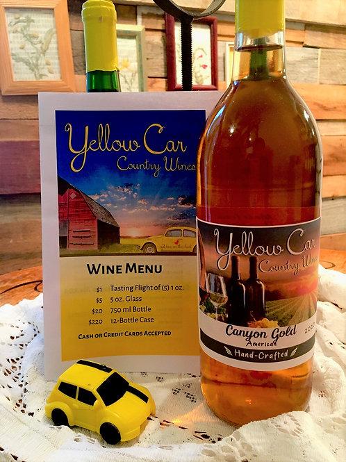 Canyon Gold Wine