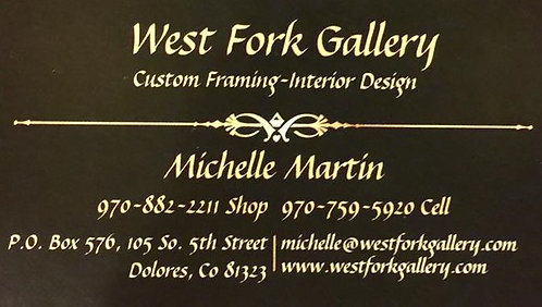 West Fork Gallery