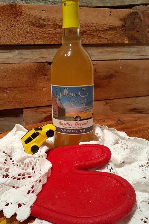 Angelic Apricot Wine