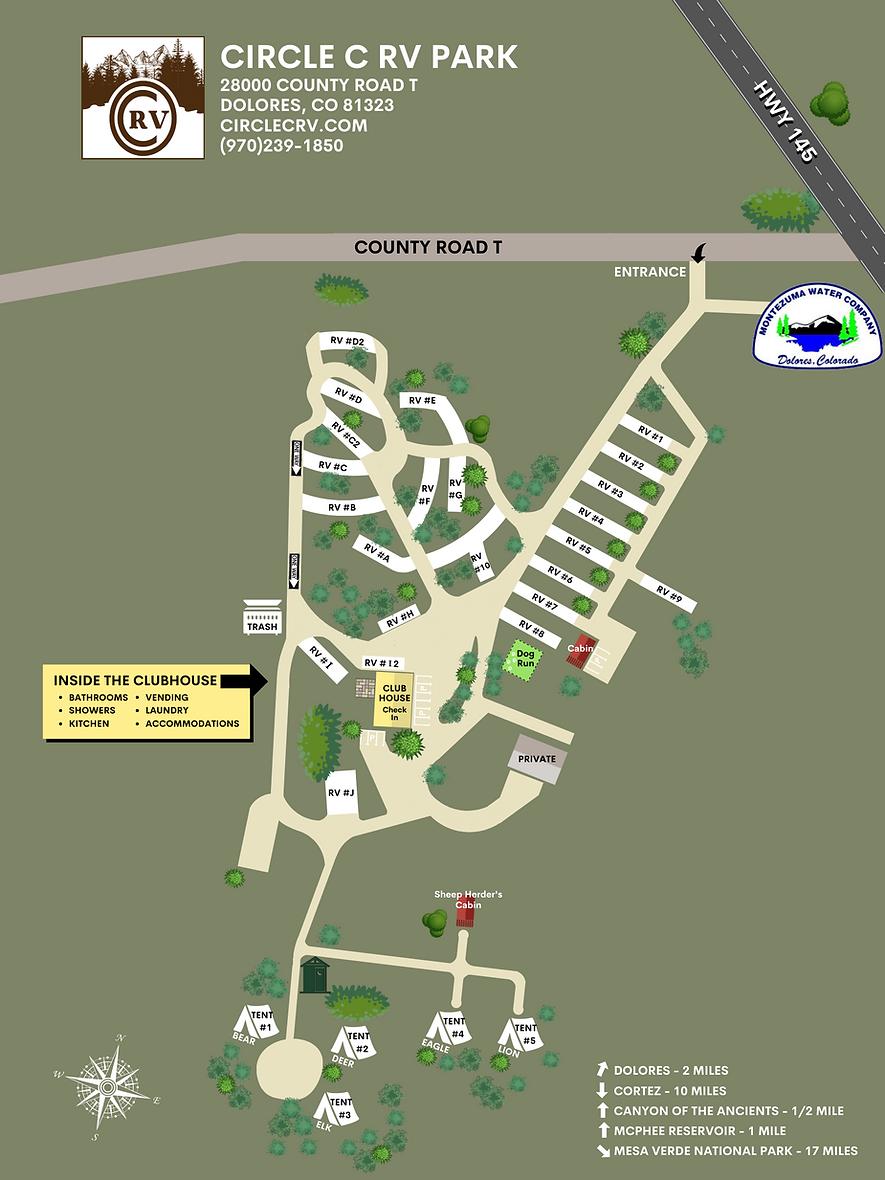 Circle C RV Park Map.png