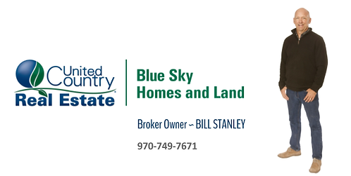 Bill Stanley United Country Blue Sky Home & Lands