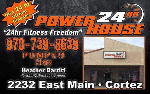24 Hour Powerhouse