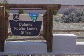 Dolores Public Lands Office-USFS & BLM