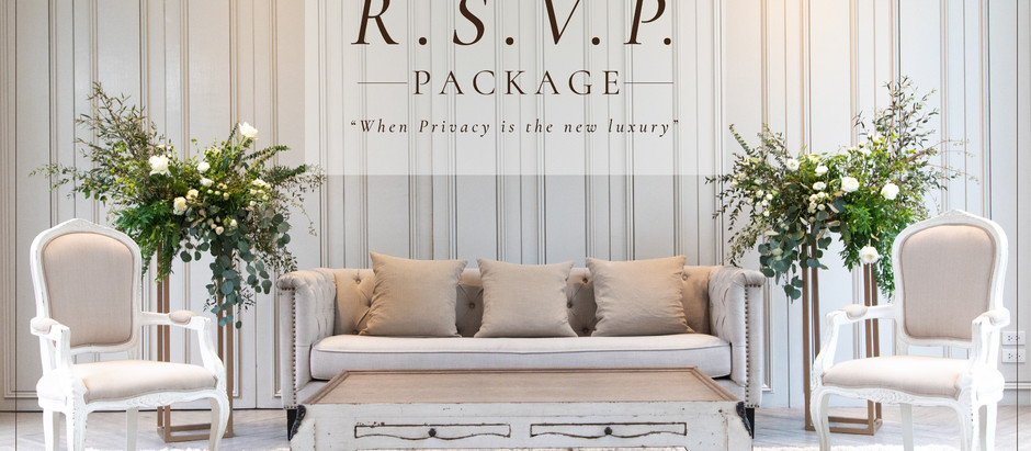 R.S.V.P. PACKAGE