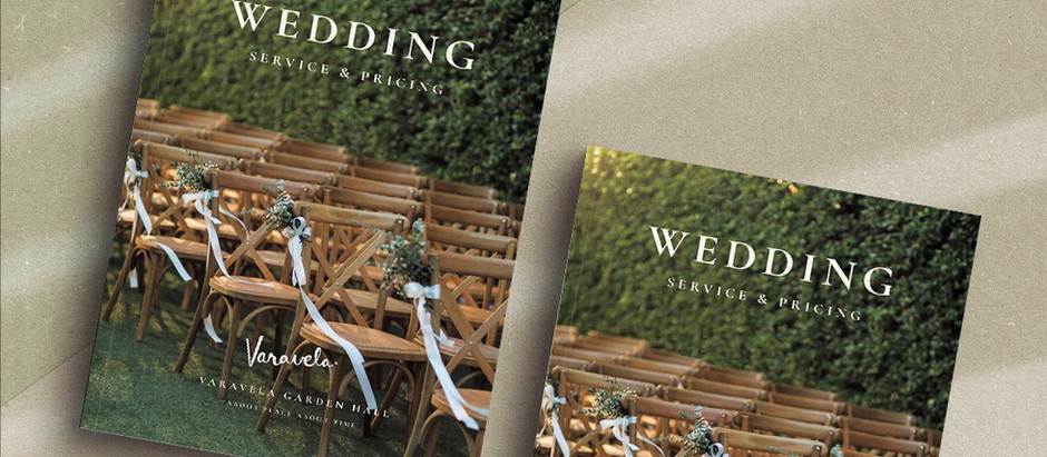 VARAVELA WEDDING PACKAGE