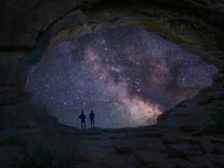 18 fotos increíbles de gente en comunión con la naturaleza.