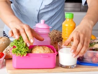 Tips para loncheras saludables
