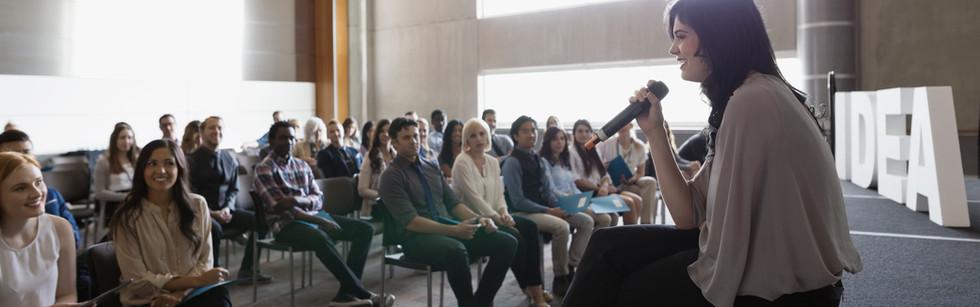 Womens Presentation Skills