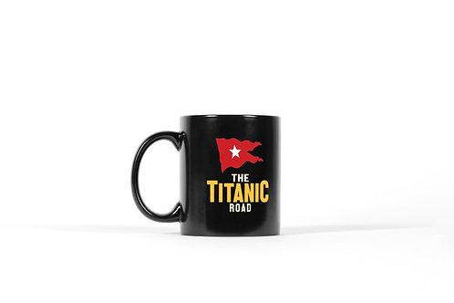 The Titanic Road Mug
