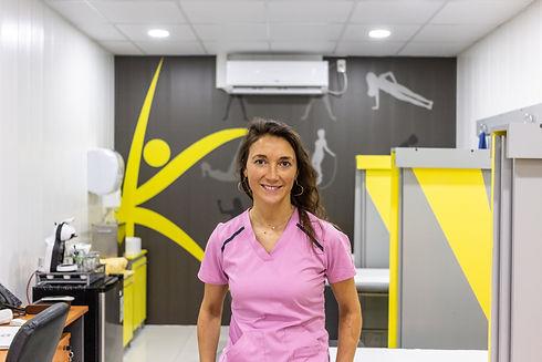 Gabriela Kuschel Kinesiologa | Gaby Kuschel Kinesiología