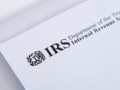 I have been contacted by the IRS, what should I do?