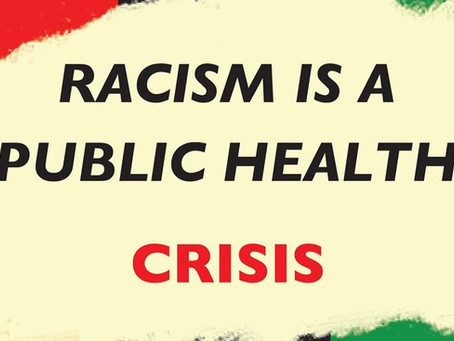 Why We Must Declare Racism a Public Health Emergency - Template