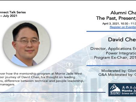4/3 - Alumni Chat: The Past, Present, Future