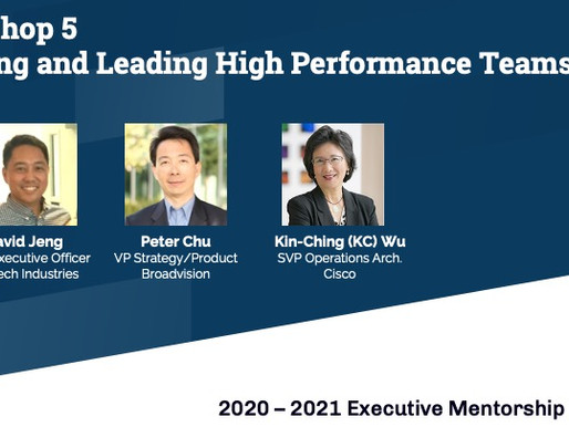 Building and Leading High Performance Team