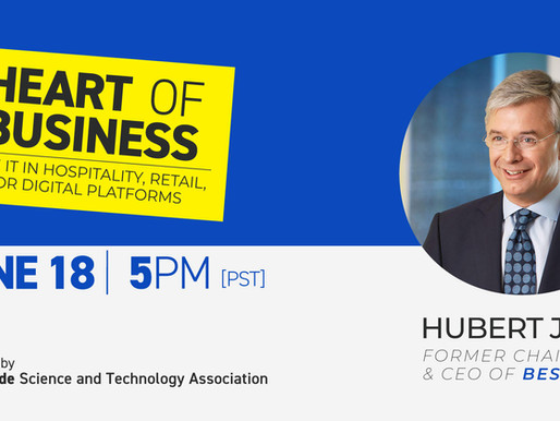 6/18 - Heart of Business - Be it in Hospitality, Retail, or Digital Platforms