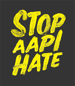 Stop AAPI Hate - by MJ North America Chapters