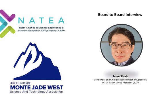 Board to Board Interview with Jesse Shiah