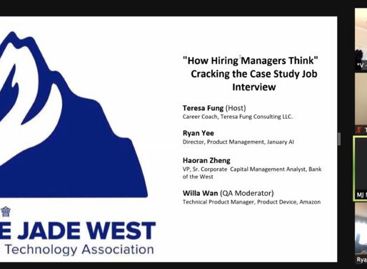 4/24 - Hiring Manager Webinar Series - 2021 Q2 Session