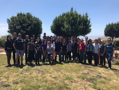 Monte Jade Volunteer Appreciation Party 7/7/2019