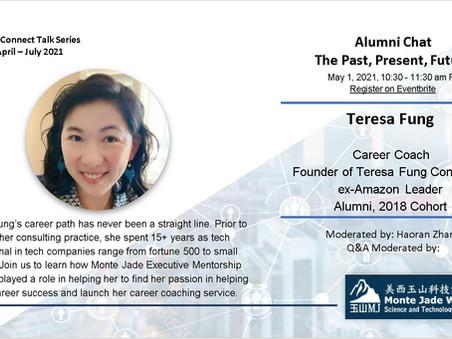 5/1 - Alumni Chat: The Past, Present, Future