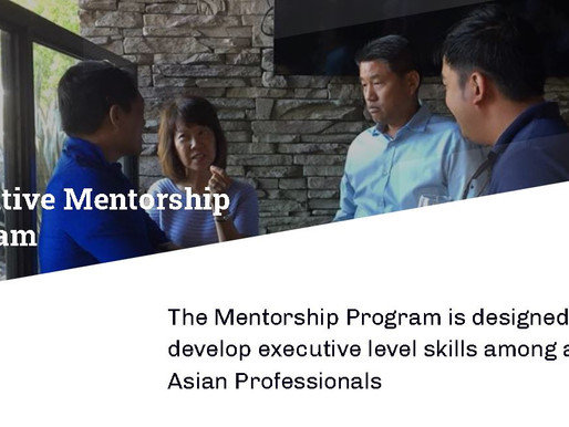 Mentorship Program Virtual Open Houses - 6/13, 6/17, 6/24, 6/27