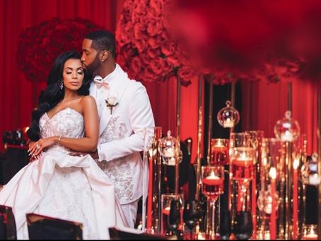All Things Red: A Wedding Affair