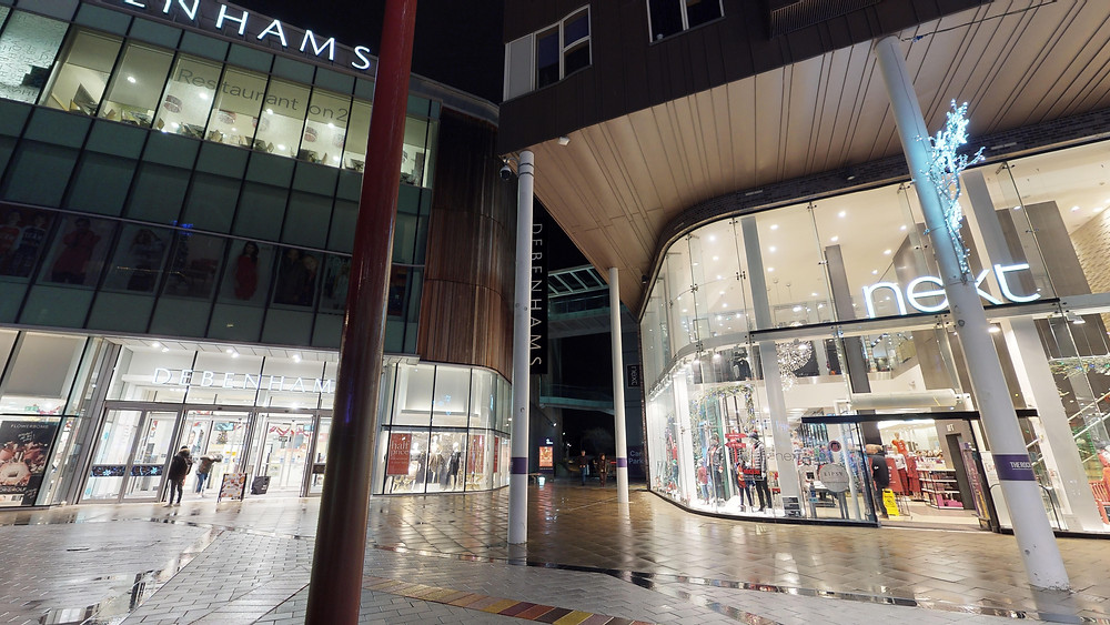 The Rock Shopping Centre Bury