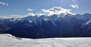 L'HIVER & LE PLAISIR DE LA GLISSE : Ski de piste, ski de randonnée, snowboard, rando-raquettes, luge
