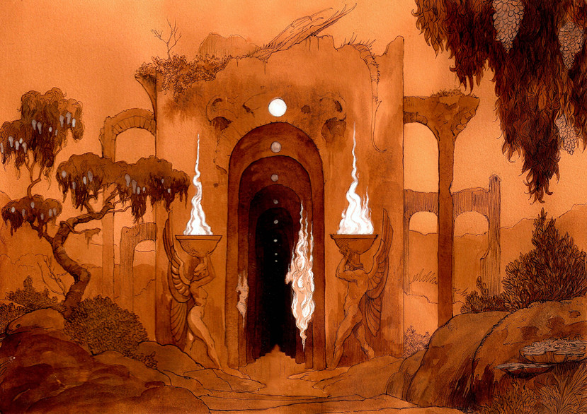 Gateway to the 26th Realm