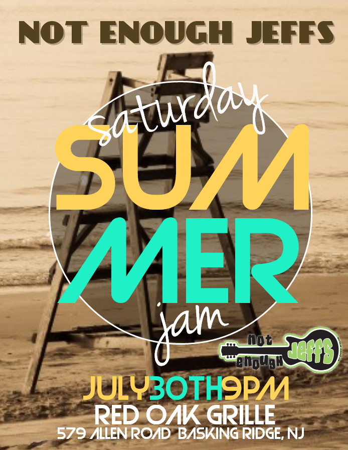 2016-06-14 Red Oak Grille Summer Jam