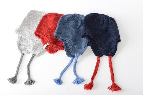 Babykleidung || Babymütze aus Alpakawolle || Babywelt Berlin || Strickmode