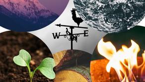 Les 5 éléments de la nature