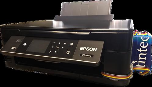 Multifuncional Epson XP441 con Sistema de Tinta Continua