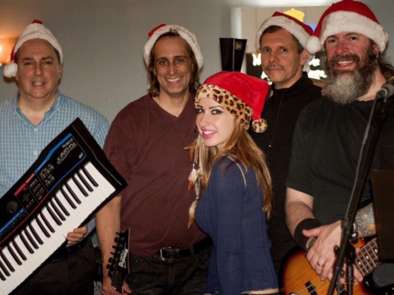 teal street band xmas