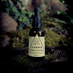 organic herbal tincture immunity sleep insomnia anxiety