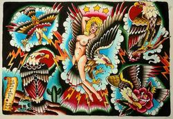Eagle Flash Sheet