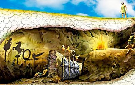 """Quando vamos definitivamente sair da """"Caverna de Platão""""?"""