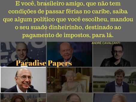 O que os Paradises Papers nos contam sobre elites globais de negócios e políticos