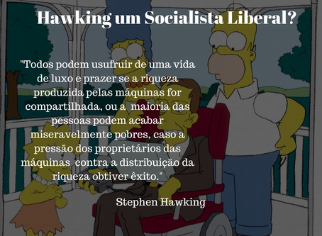 Hawking um Socialista?