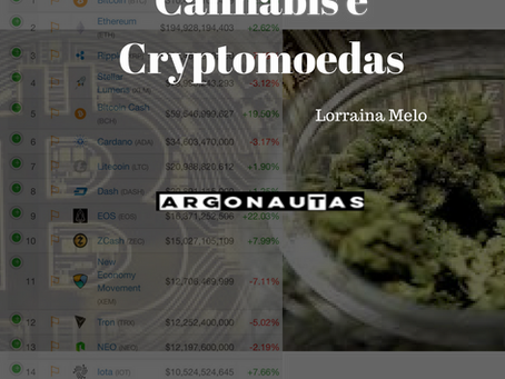 Cannabis e Cryptomoedas