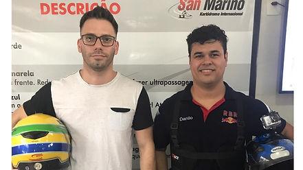 Equipe Tepavi Hopnet - Danilo Diniz e Br