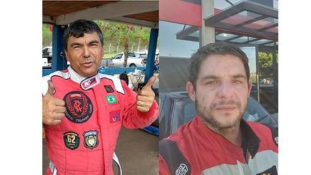 Equipe_Lauda-João Batista - Carlos Gomes