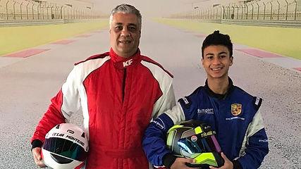 Equipe GT 40 - Cesar Monteiro e Thiago M