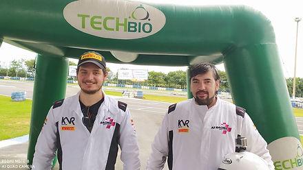 Equipe AS RACING MOTORS - Andre Sousa e