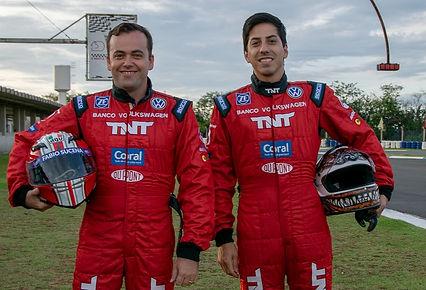Equipe FJMotor-Fabio Sucena e JRodrigues