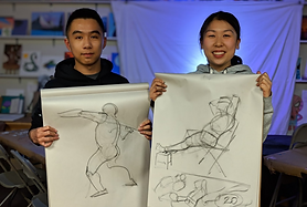 Figure-Drawing-Student