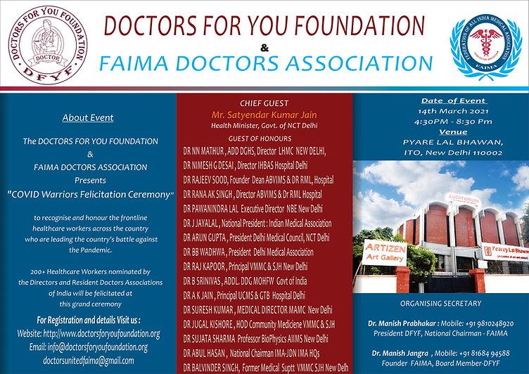 REVISED COPY DFYF and FAIMA Event 14t Ma