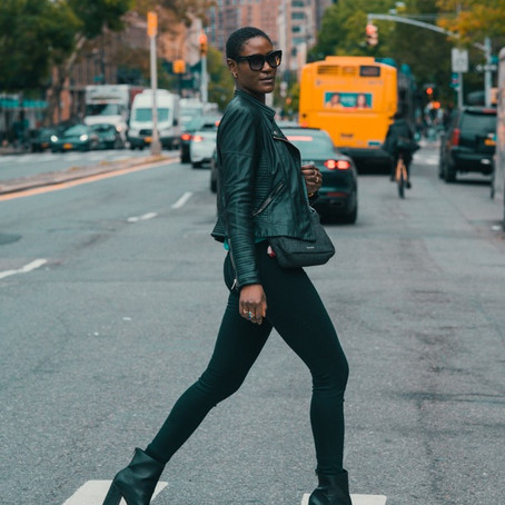 A Street Style Moment